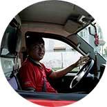 Nhân viên tài xế