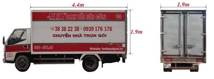 xe tải 1 tấn 9