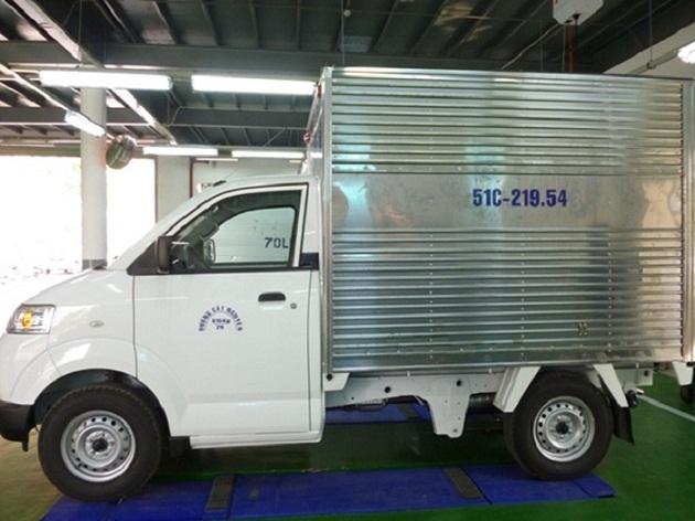 thuê xe tải 500kg