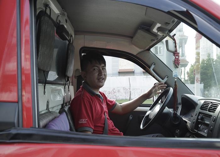 tuyển dụng tài xế