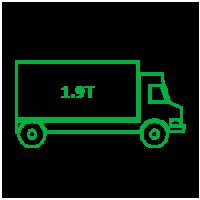 Xe tải 1.5 tấn