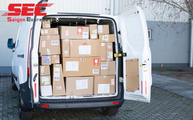 Dịch vụ chuyển hàng hoá bằng xe tải